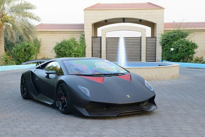 Brand New Lamborghini Sesto Elemento For Sale