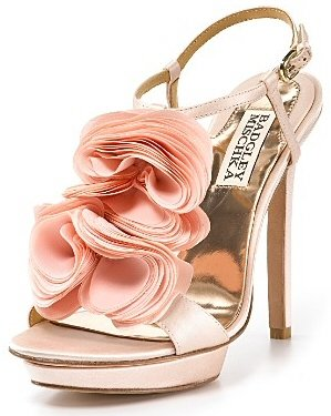 badgley mischka bridal shoes pink mobile wallpapers