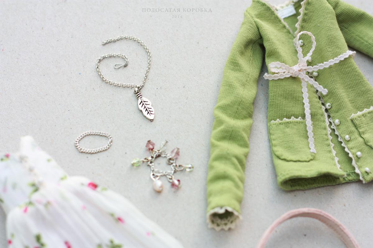 Украшения для куклы