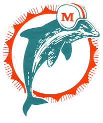 Miami Dolphins classic logo