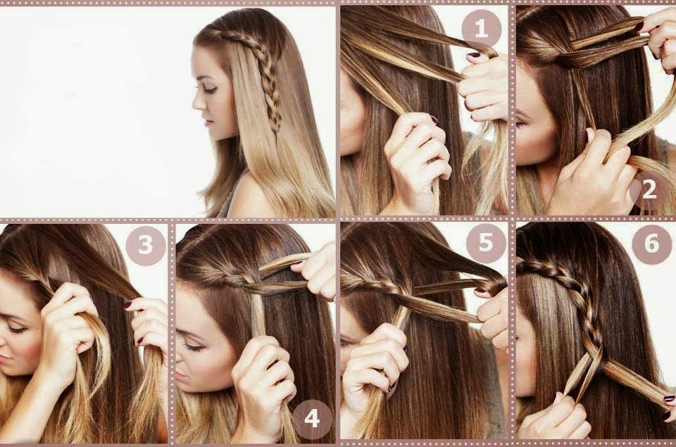 Stylepedia Steps Of Making Hairstyles