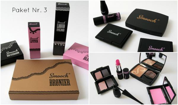 2 Jahre Madame Keke - Gewinnspiel Smooch Cosmetics Paket