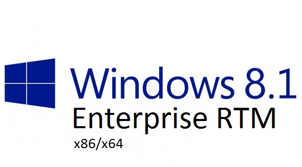 Windows 8.1 RTM Enterprise