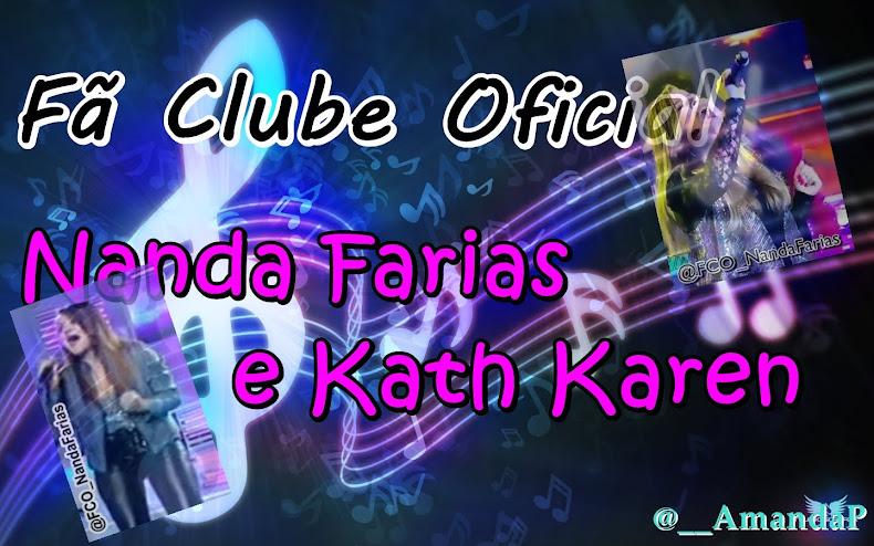 Fã Clube Oficial Nanda Farias e Kath Karen