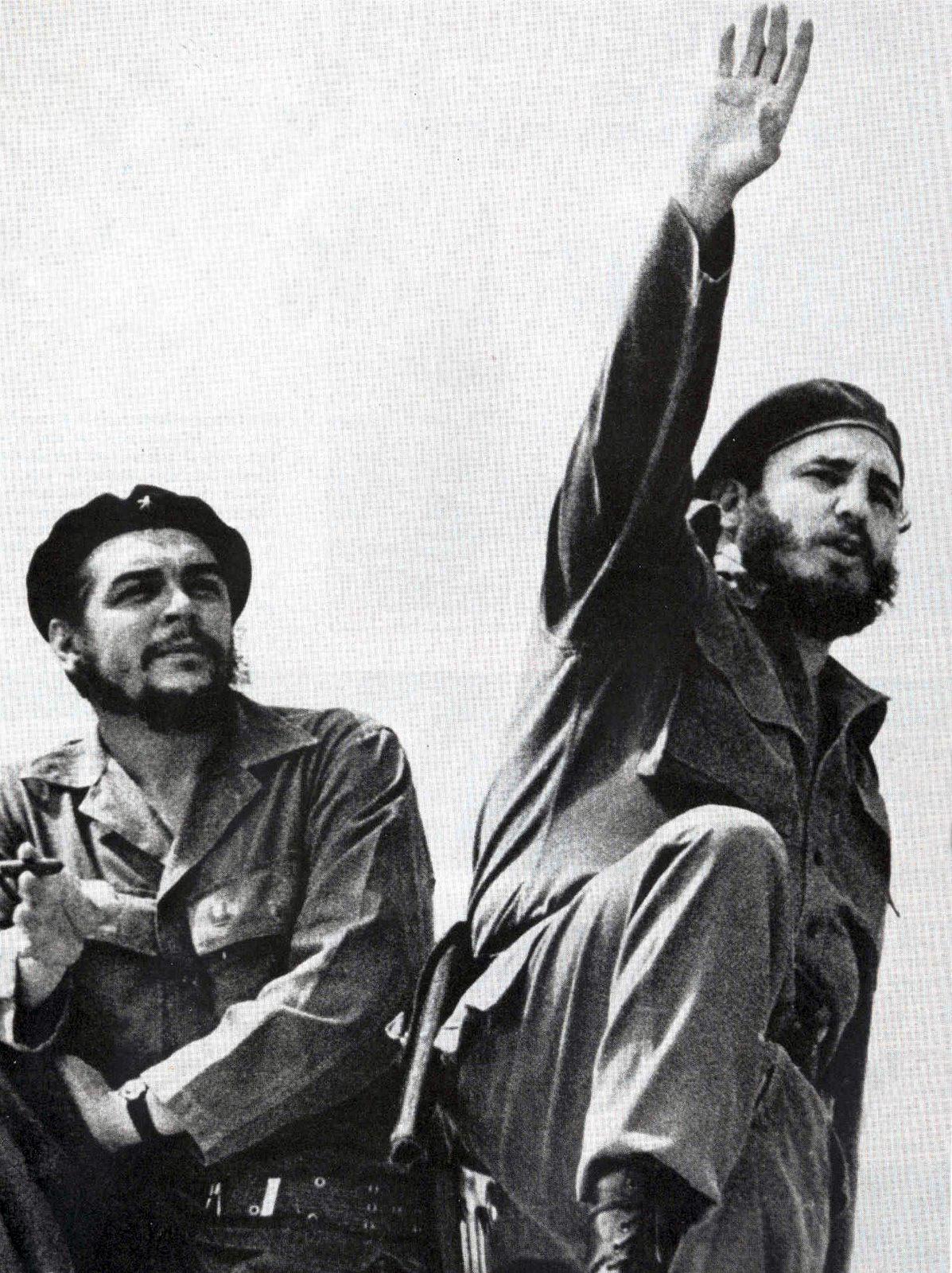 Fidel Castro and Che Guevara Biography