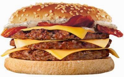 شطيرة برغر تتسبب في خلع فك امرأة  - ساندوتش برجر هامبرجر بورجر هامبورجر - hamburger sandwich
