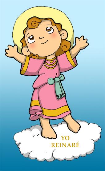 Dibujos para catequesis: DIVINO NIÑO JESÚS
