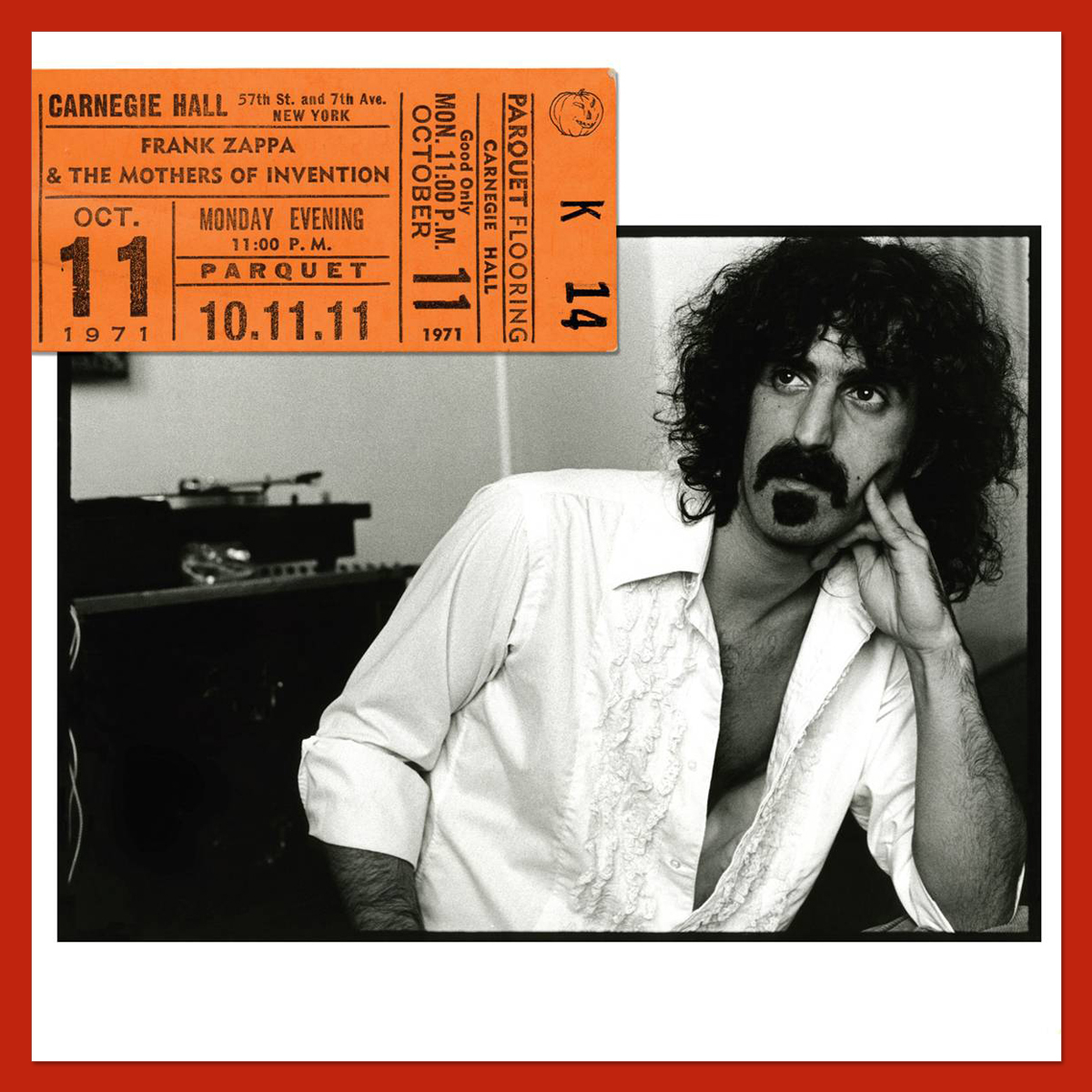 Frank Zappa Zappa Anyway The Wind Blows - Disc One