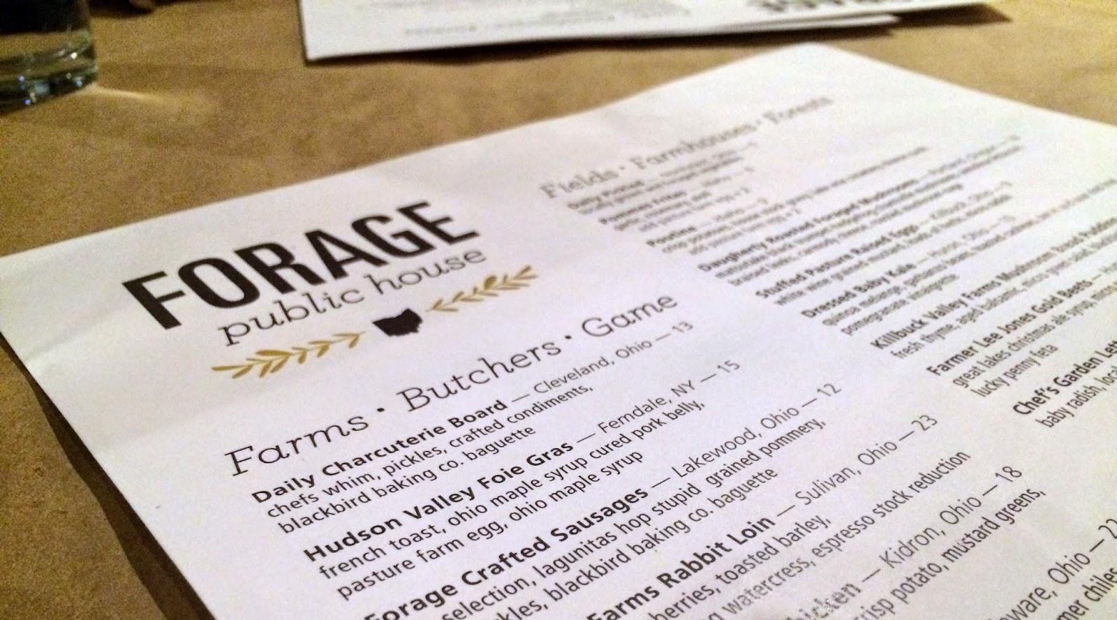 Bite Buff: Forage Public House