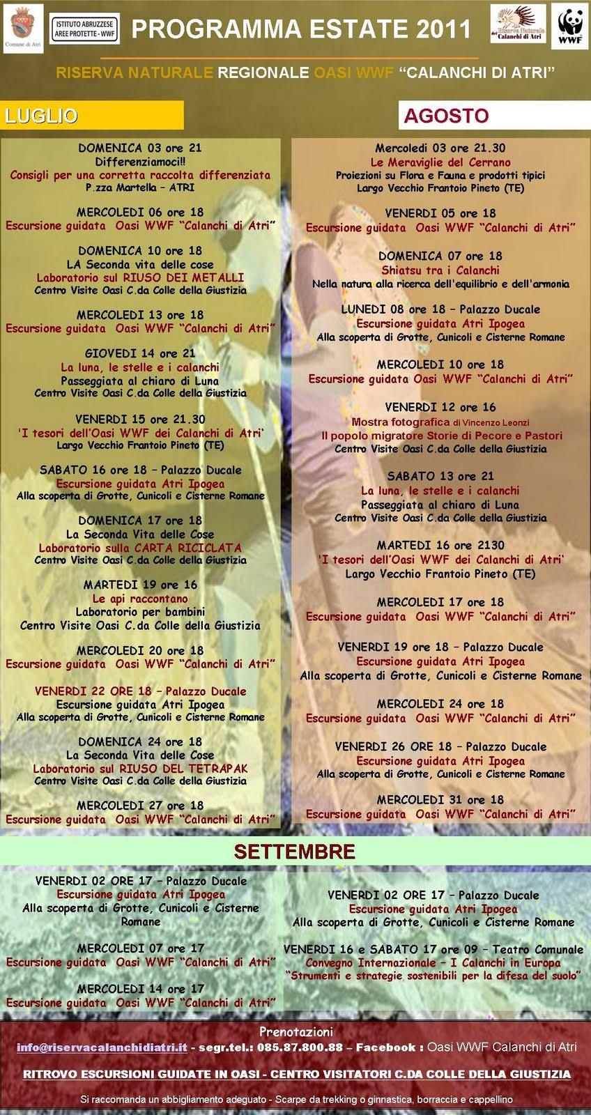 Casamonteverde holiday home calanchi di atri programma for Programma della mappa della casa