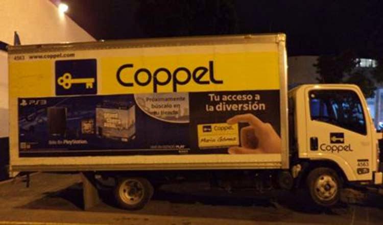 Recupera Seguridad Estatal dos camiones de carga robados