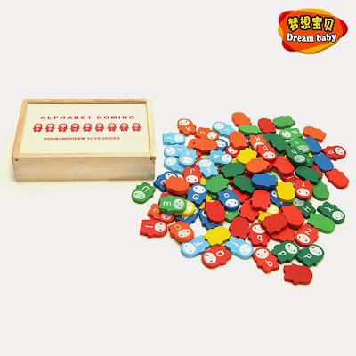 ABC domino
