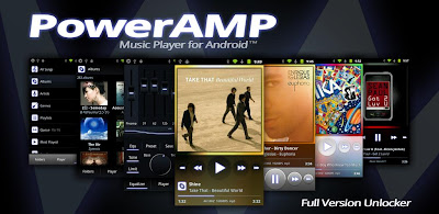 Poweramp Music Player (Full) .APK 2.0.8-build-519 Android [Full] [Gratis]