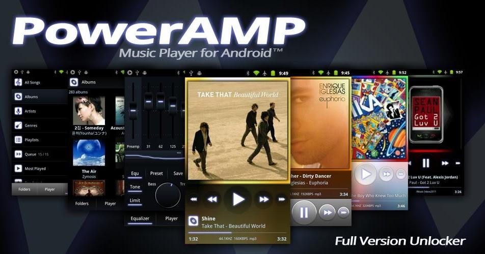 Poweramp Full Version Unlocker 2-build-26 Cracked APK is ...