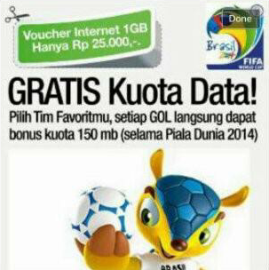trik internet gratis tri/three terbaru 2014, kuota gratis three 2014