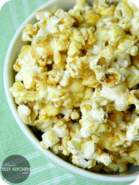 Monkey Bread Popcorn