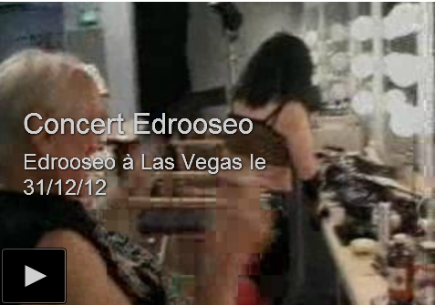 Edrooseo live à Vegas