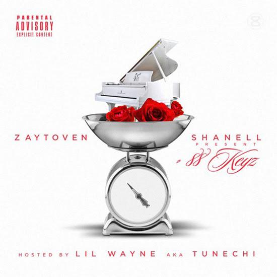 Mixtape: Shanell - 88 Keyz