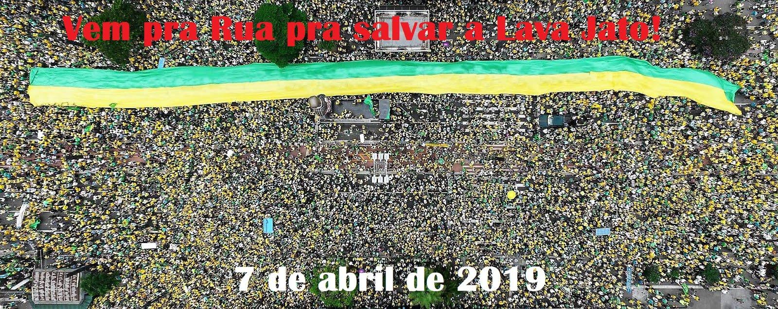 7 de abril: Brasil