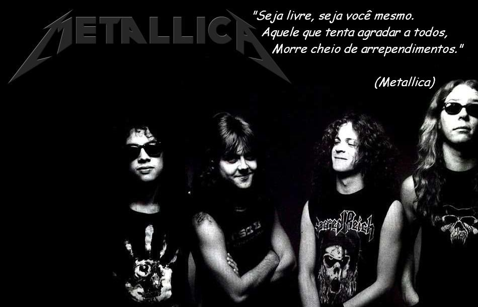 loverock frase metallica