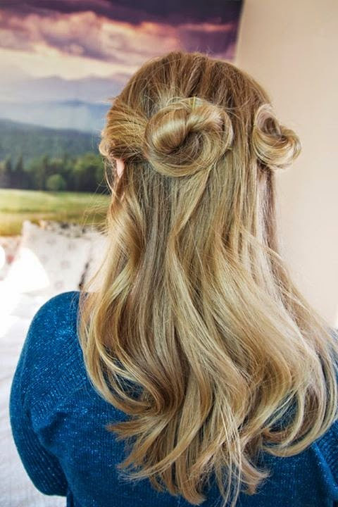 Four Amazing Hair Styles