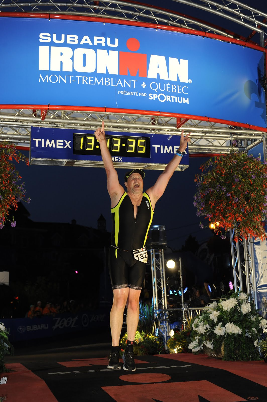 Mont-Tremblant Ironman 2017
