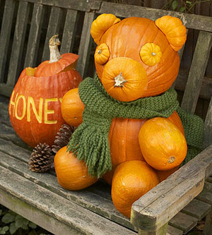 Pumpkin Decorations on Kim S Big Quilting Adventure  It S Pumpkin Carving Time