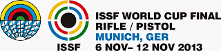 Final da Copa do Mundo de Carabina e Pistola encerra a temporada ISSF 2013