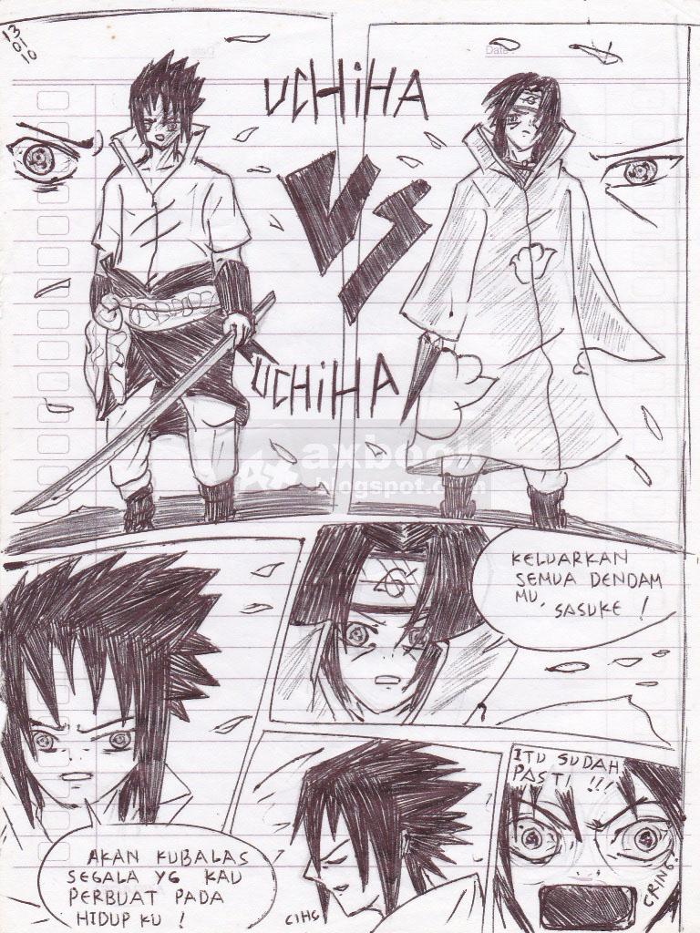Uchiha vs Uchiha-01 (by Ax !) - Jika Gambar Tidak Keluar, Silahkan Tekan F5