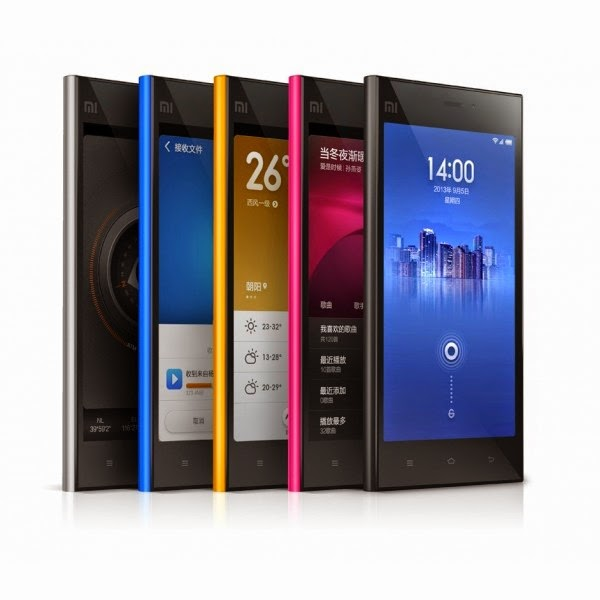 Spesifikasi dan Harga Xiaomi Mi 3 | Smartphone Asia yang Semakin Mendunia!