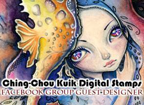 Guest Designer for Ching-Chou Kuik