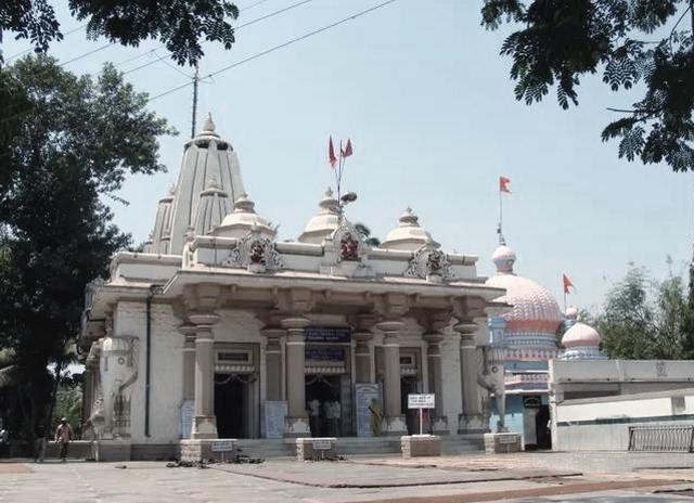 Ganeshpuri Samadhi Mandir Swami Nityananda