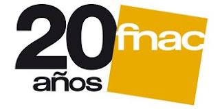 FNAC aniversario 20 años en España