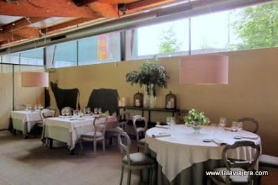 Restaurante La Salgar de Nacho Manzano, Gijon
