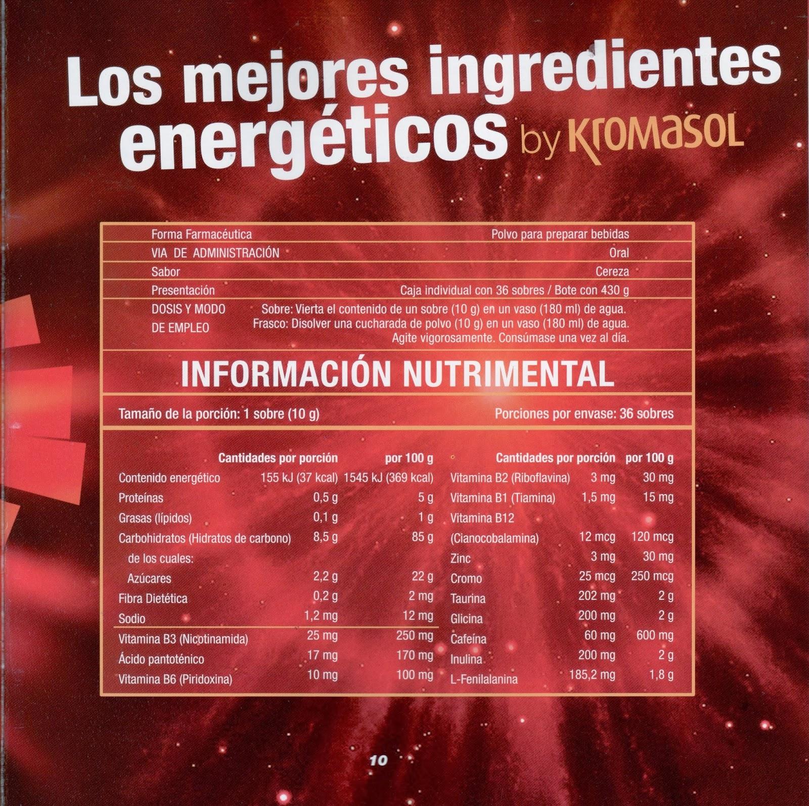 Nox by kromasol testimonios