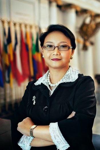 Menteri Luar Negeri Indonesia