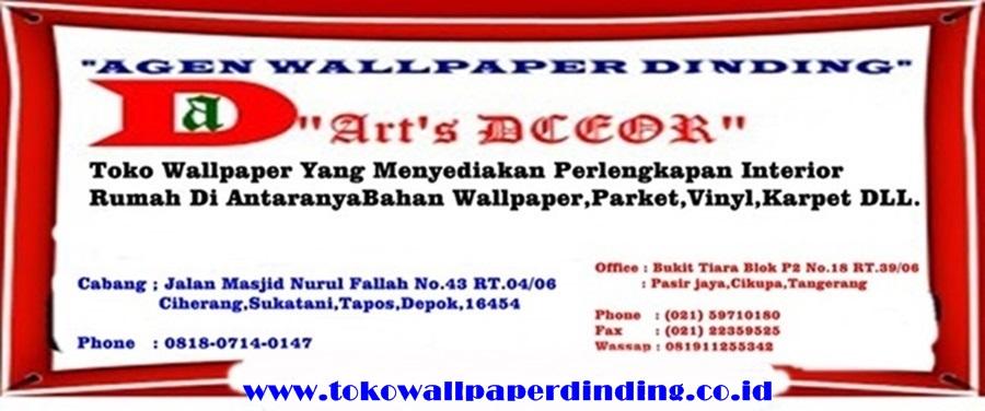Toko Wallpaper Dinding Tangerang Dan Jasa Pasang Wallpaper