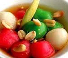 Resep minuman indonesia wedang ronde spesial (istimewa) praktis mudah hangat, sedap, nikmat, enak, lezat