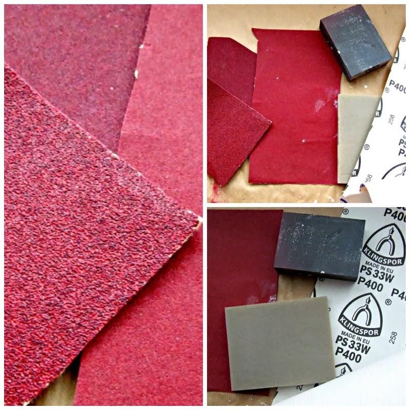 po co w decoupage papier ścierny - jaka gramatura i jaki rodzaj? porady decoupage