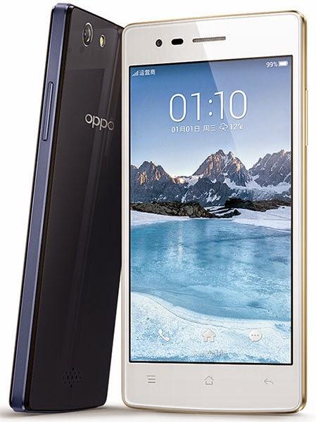 Oppo A31, Smartphone Lte Berlapis Beling Depan Belakang