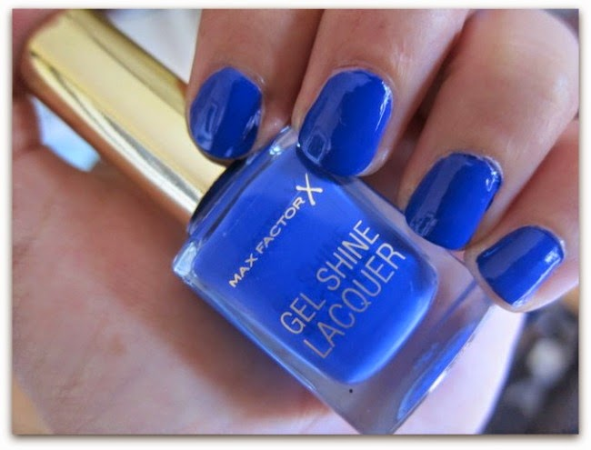 Max Factor Gel Shine Lacquers Review