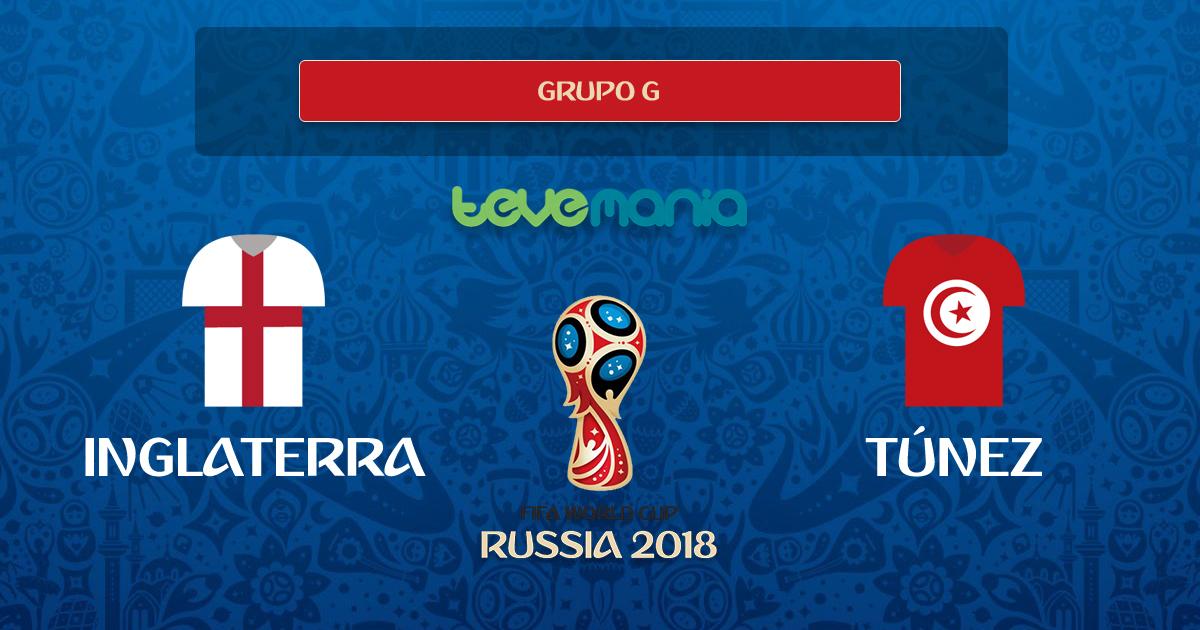 Inglaterra derrotó 2 a 1 a Túnez en el tiempo adicional