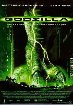 Quái Vật Godzilla - Godzilla (1998) Poster
