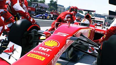 F1 2015 Screenshot 1