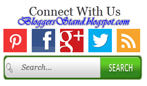 Flipboard Style Social Media Subscribe Widget With Search Box