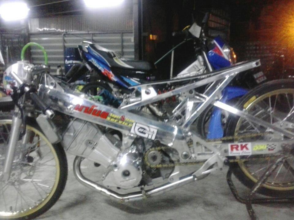Lap Liar Jakarta Intip Daleman Honda Sonic 6 7 Detikinfo Ba