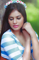 Nandita Swetha glamorous Hot Photo shoot cleavage