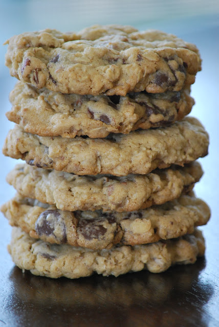 My story in recipes: Chocolate Chip Cafe Cookies