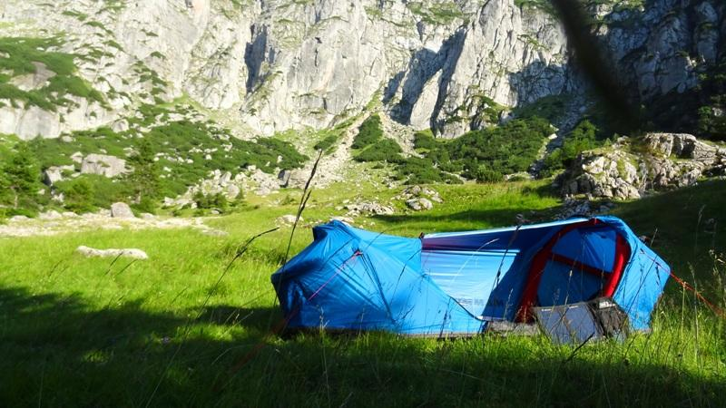 Mammut Lodge Bivy Tent & How To Go Trekking High Tech Style or How To Not Get Lost Outdoors