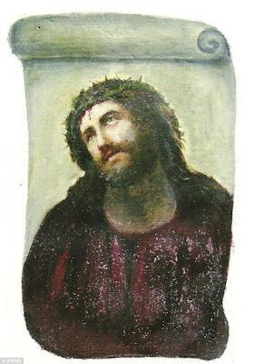 Elias Garcia Martinez's painting repainted